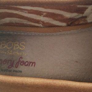 Skechers Shoes - Bob's Raun Dance Leather Mocasin style size 7.5